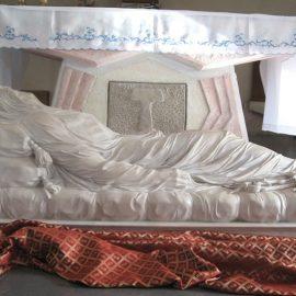 Reliquia di Sant'Antonio Monastero Santa Chiara Potenza -  Agosto 2013
