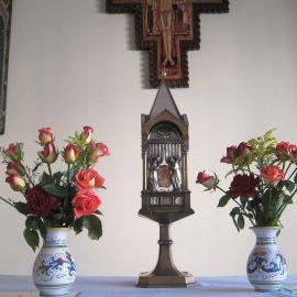 Reliquia sangue di San Francesco -  Monastero Santa Chiara Potenza - 05 Ottobre 2009