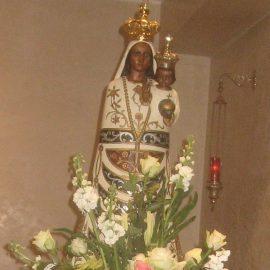 Madonna di Loreto - Monastero Santa Chiara Potenza -15 febbraio 2017